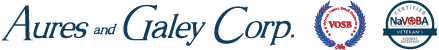 Aures and Galey Corp. Logo